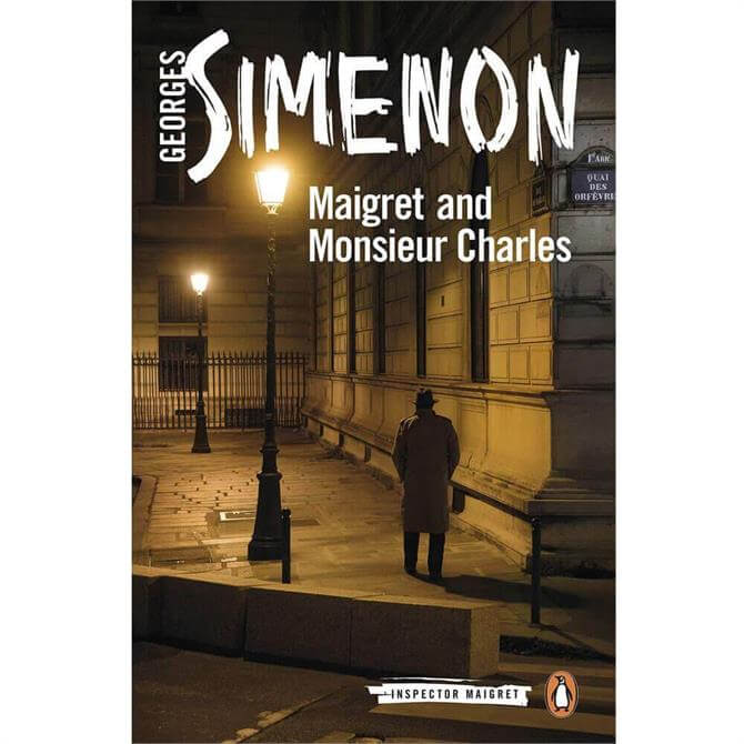 Maigret and Monsieur Charles (Paperback)