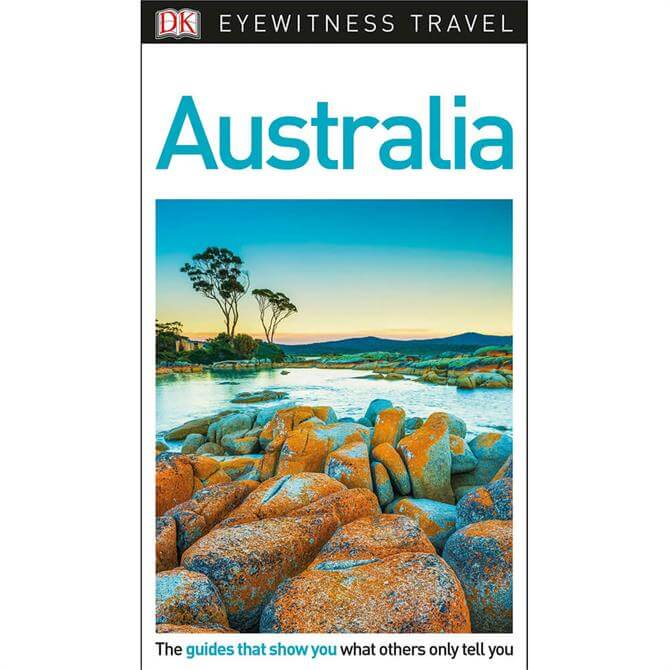 DK Eyewitness Travel Guide Australia (Paperback)