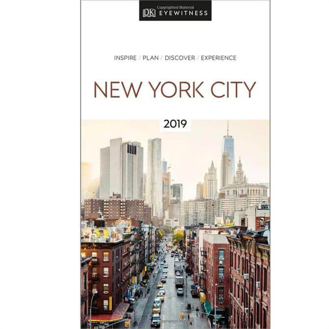 DK Eyewitness Travel Guide New York City: 2019 (Paperback)