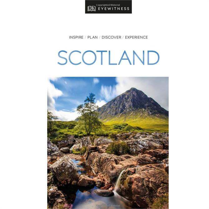 DK Eyewitness Travel Guide Scotland (Paperback)