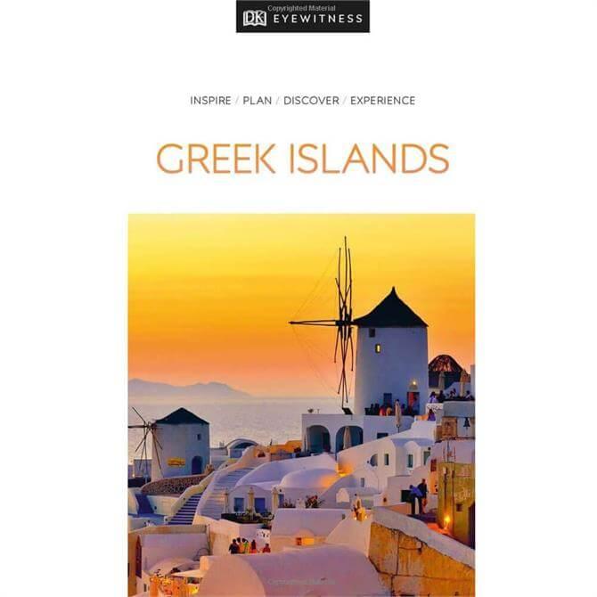 DK Eyewitness Travel Guide Greek Islands (Paperback)