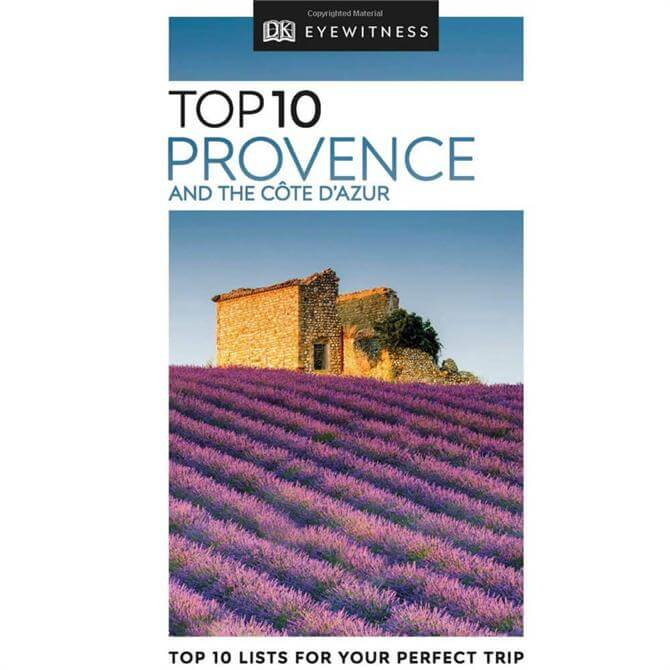 Top 10 Provence and the Cote d'Azur (Paperback)