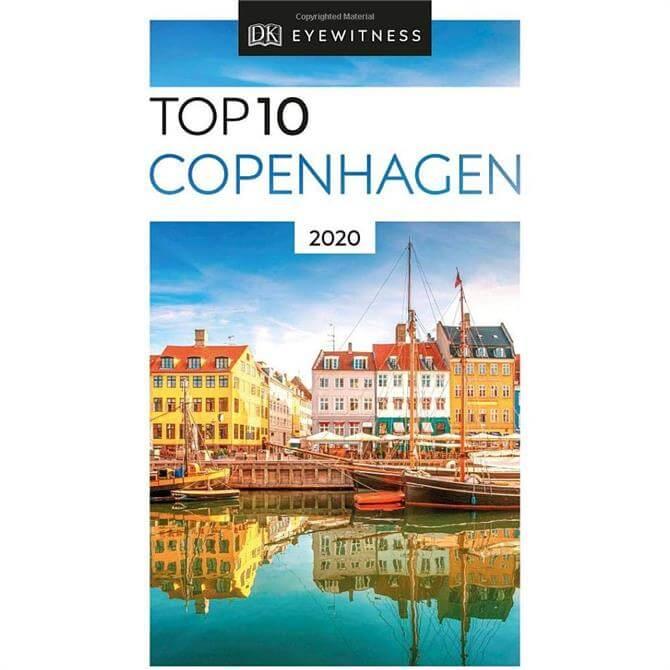 Top 10 Copenhagen DK Eyewitness Travel Guide (Paperback)