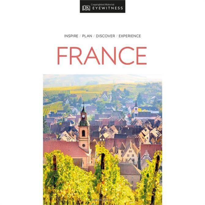 DK Eyewitness Travel Guide France (Paperback)
