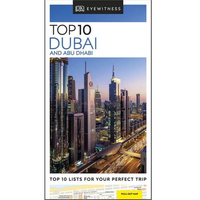 DK Eyewitness Top 10 Dubai and Abu Dhabi (Paperback)