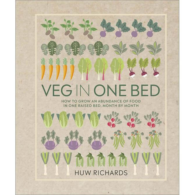 Veg in One Bed By Huw Richards (Hardback)