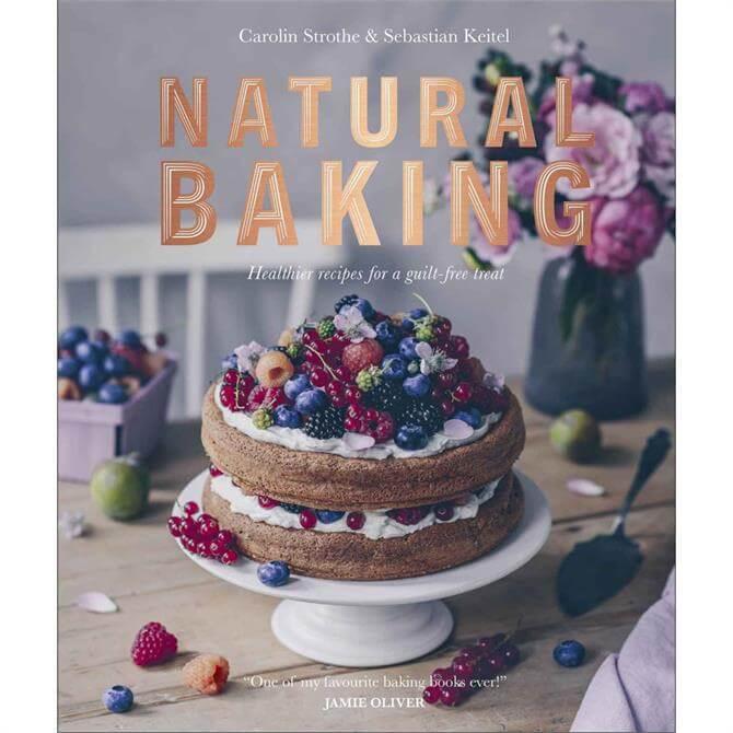 Natural Baking By Carolin Strothe (Hardback)