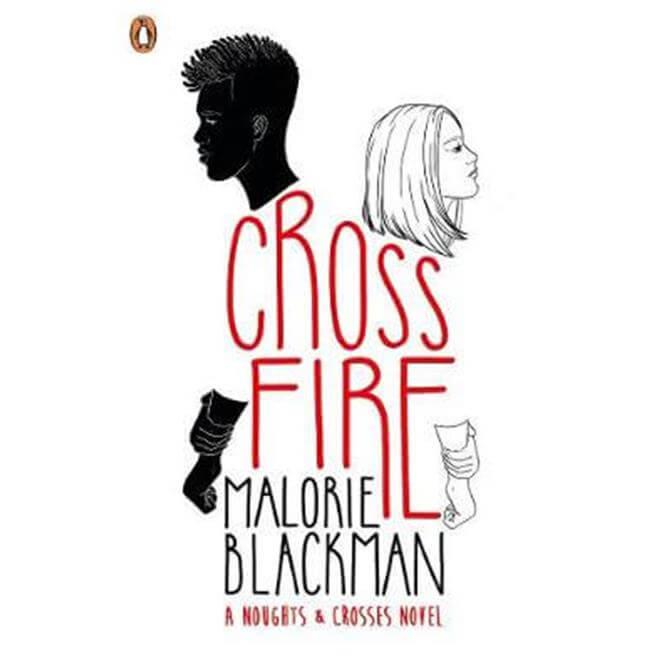 Crossfire By Malorie Blackman (Paperback)