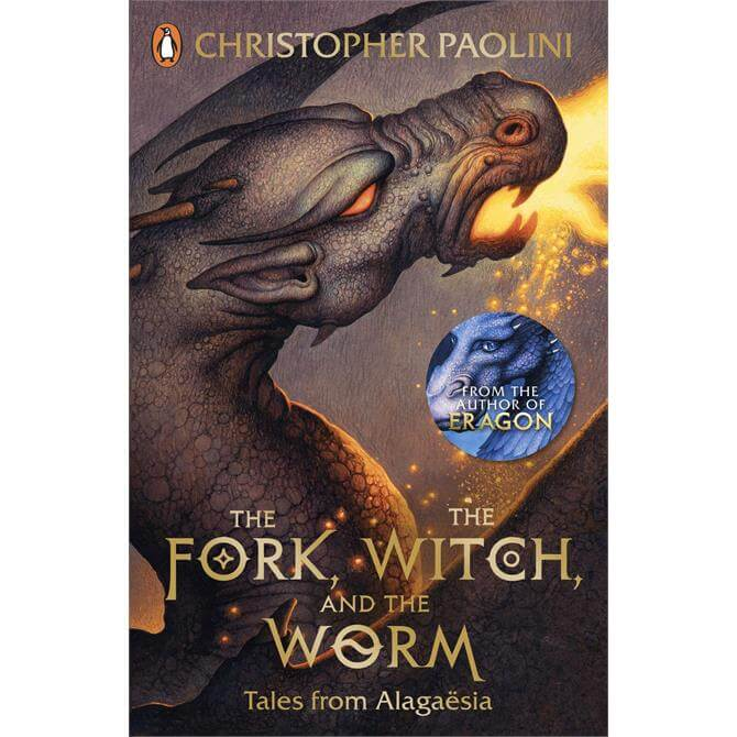 The Fork, the Witch, and the Worm By Christopher Paolini (Paperback)