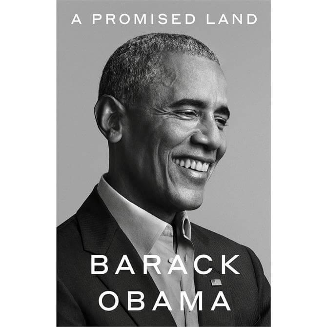 A Promised Land By President Barack Obama (Hardback)