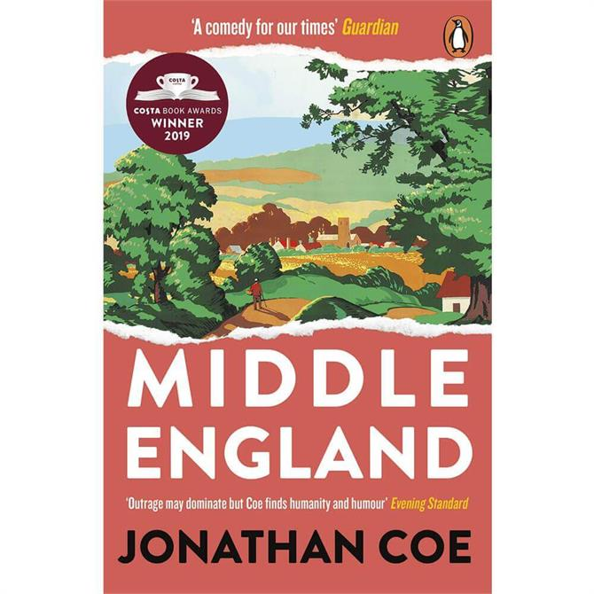 Middle England By Jonathan Coe (Paperback)