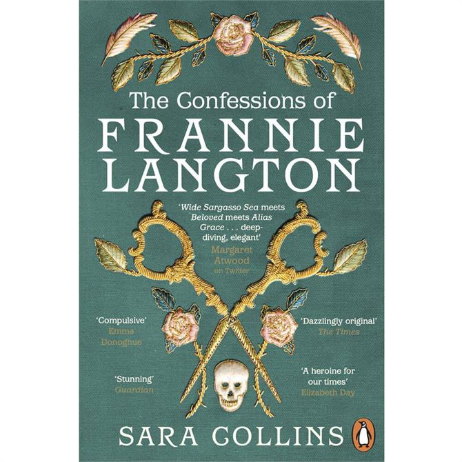 The Confessions of Frannie Langton Sara Collins (Paperback)