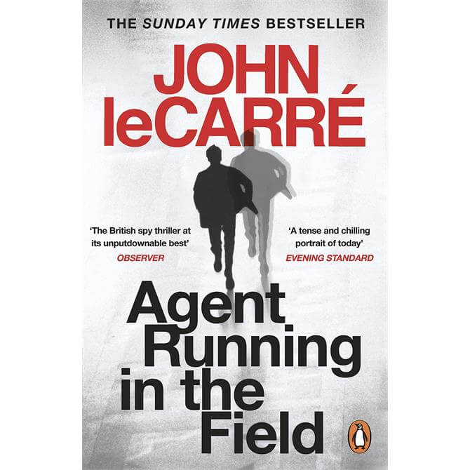 Agent Running in the Field By John le Carré (Paperback)