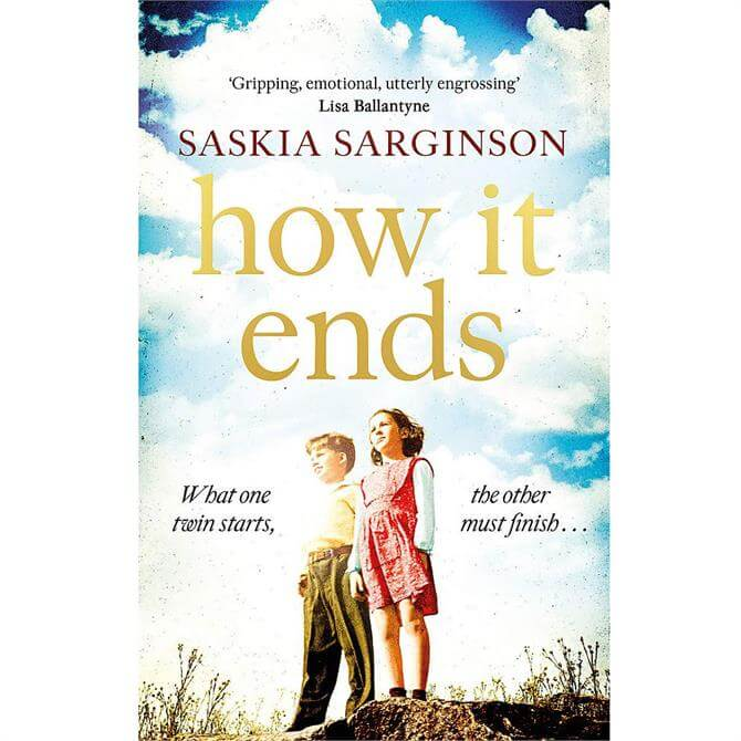 How It Ends By Saskia Sarginson (Paperback)
