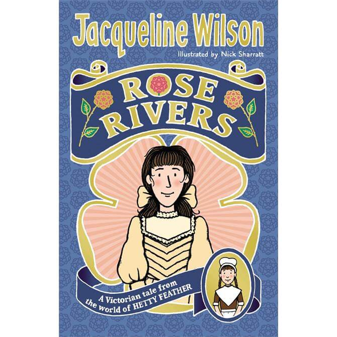 Rose Rivers By Jacqueline Wilson (Paperback)