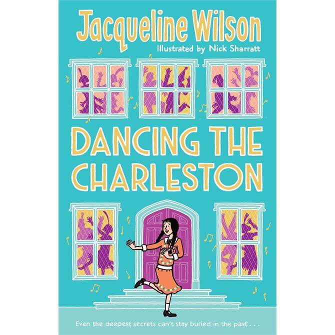 Dancing the Charleston By Jacqueline Wilson (Paperback)