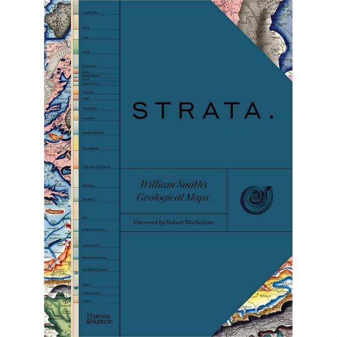 STRATA: William Smith's Geological Maps (Hardback) - Oxford University Museum of Natural History