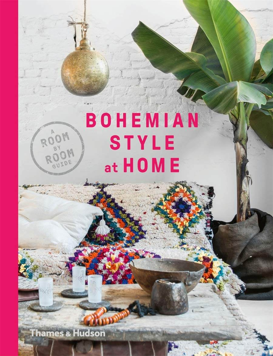 An image of Bohemian Style at Home By Kate Young (Paperback)