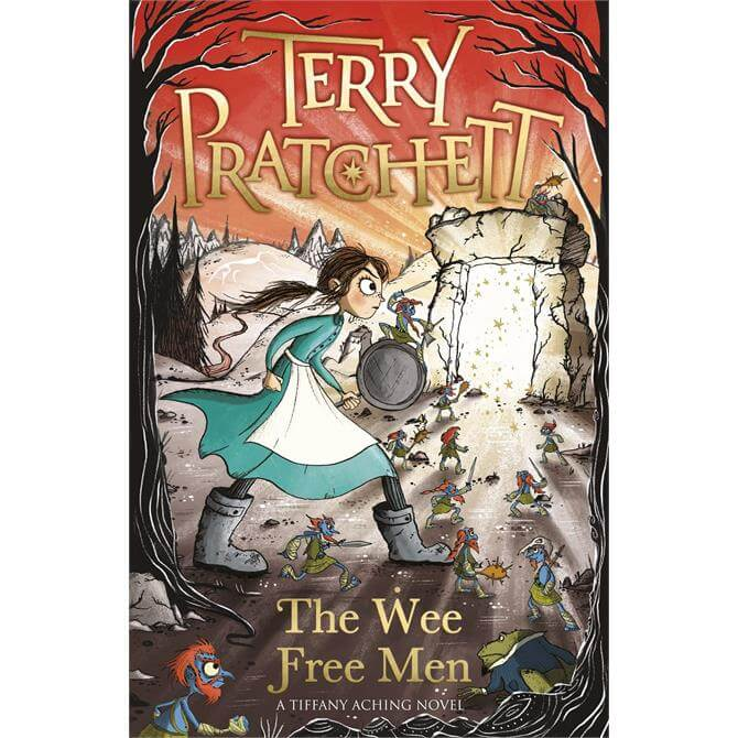 The Wee Free Men By Terry Pratchett (Paperback)