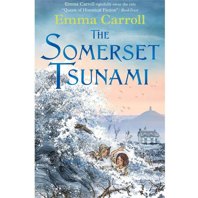 The Somerset Tsunami By Emma Carroll (Paperback)