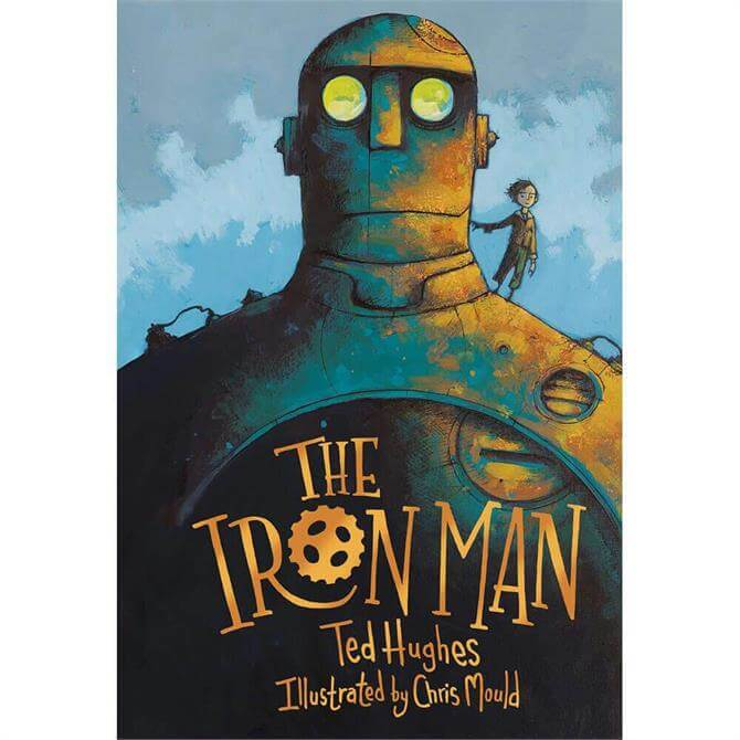 The Iron Man By Ted Hughes (Hardback)