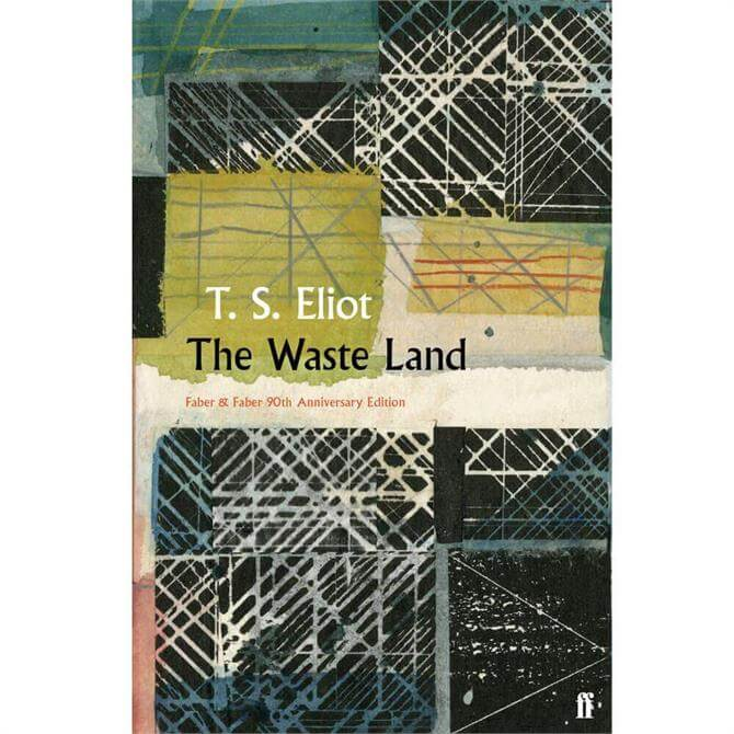 The Waste Land By T. S. Eliot (Hardback)