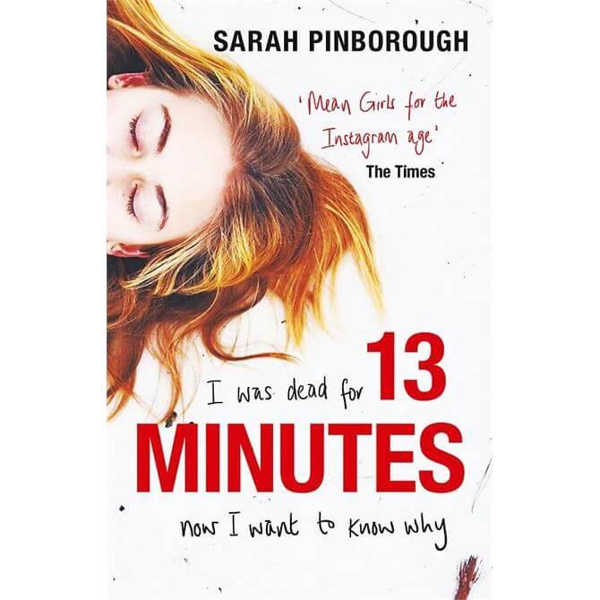 13 Minutes By Sarah Pinborough (Paperback)