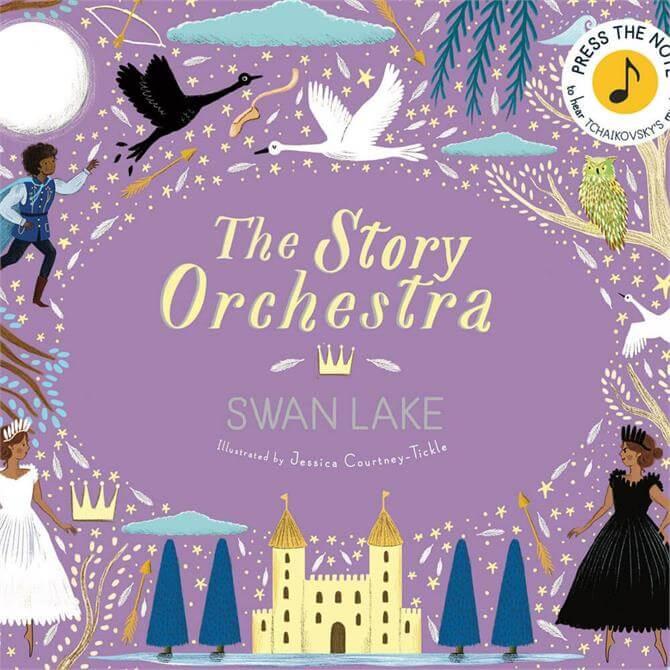 The Story Orchestra Swan Lake (Hardback)