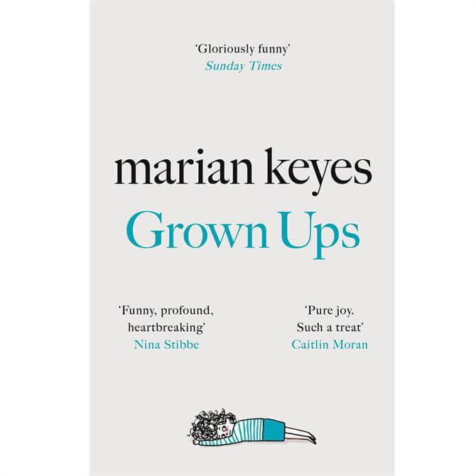 Grown Ups By Marian Keyes (Hardback)