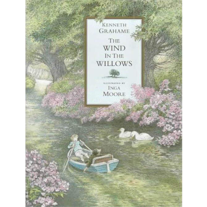 The Wind in the Willows By Kenneth Grahame (Hardback)