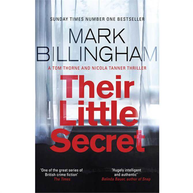 Their Little Secret By Mark Billingham (Paperback)
