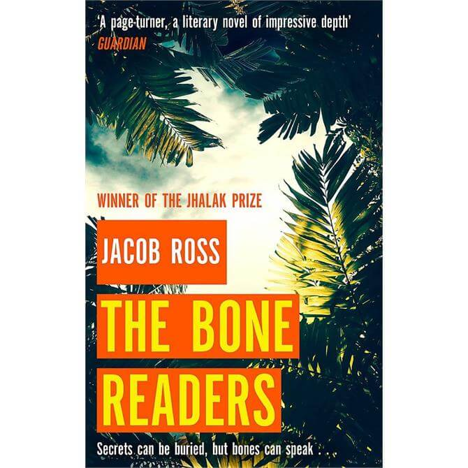 The Bone Readers By Jacob Ross (Paperback)