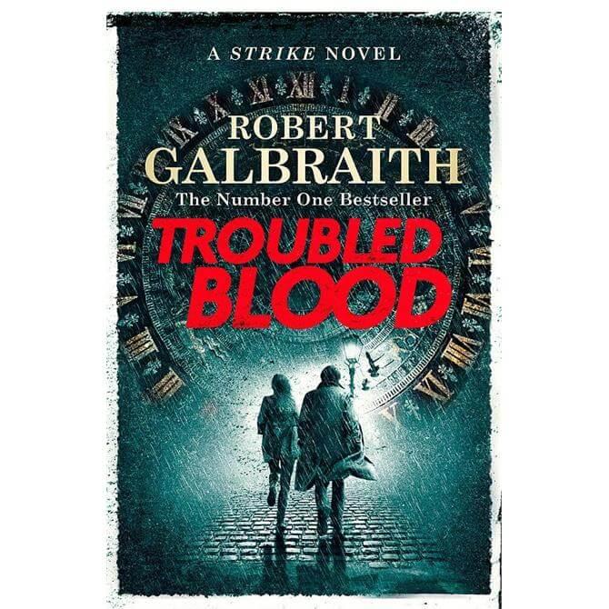 Troubled Blood By Robert Galbraith (Hardback)