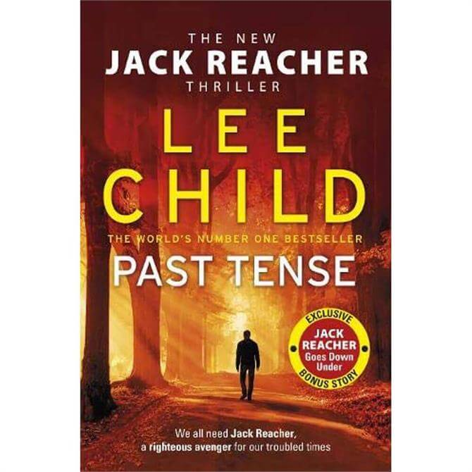 Past Tense Jack Reacher By Lee Child (Paperback)