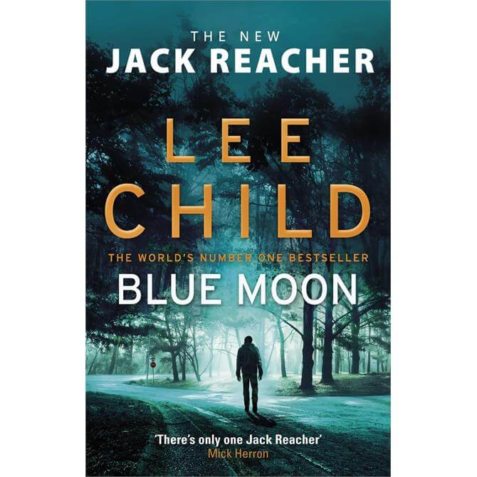 Blue Moon: Jack Reacher By Lee Child (Paperback)