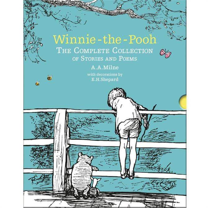 Winnie-the-Pooh The Complete Collection of Stories and Poems by A. A. Milne (Hardback)