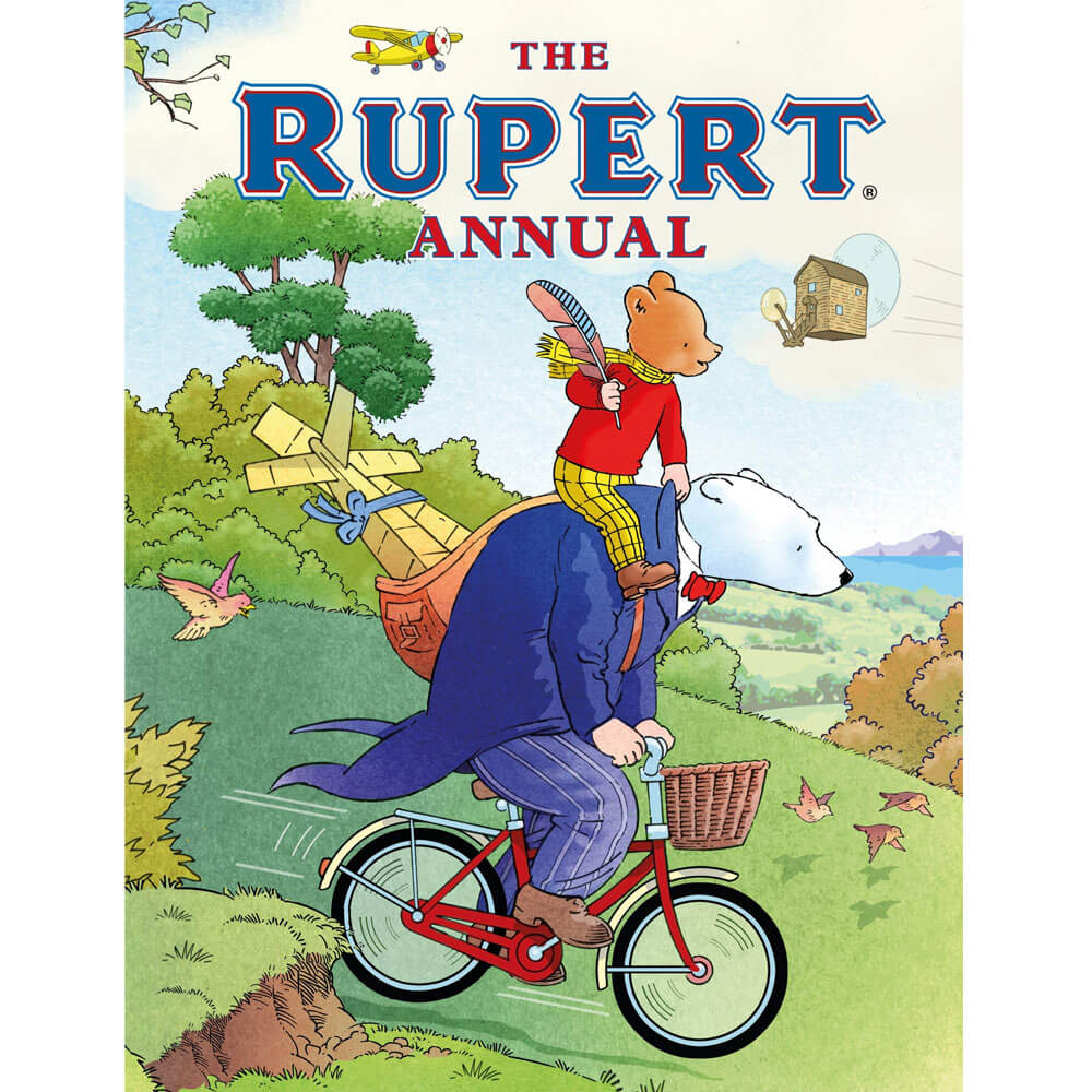 An image of The Rupert Annual 2020 (Hardback)
