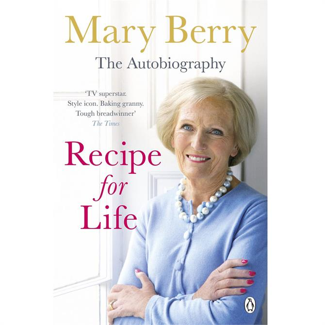 Recipe for Life Autobiography by Mary Berry (Paperback)