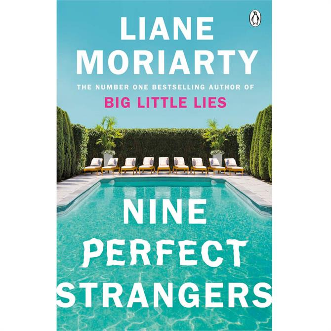Nine Perfect Strangers By Liane Moriarty (Paperback)