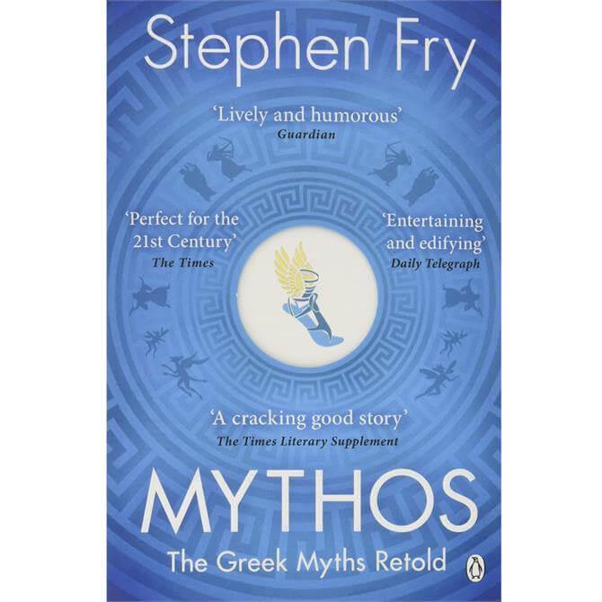 Mythos: The Greek Myths Retold By Stephen Fry (Paperback)