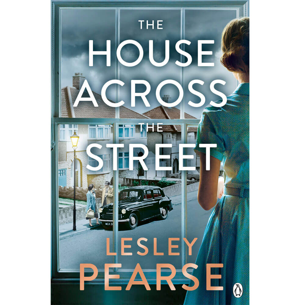 An image of The House Across the Street By Lesley Pearse (Paperback)