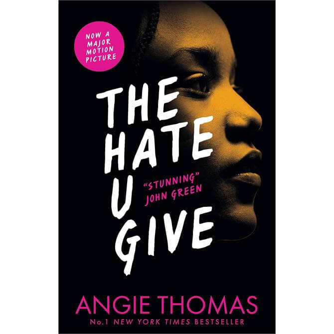 The Hate U Give By Angie Thomas (Paperback)