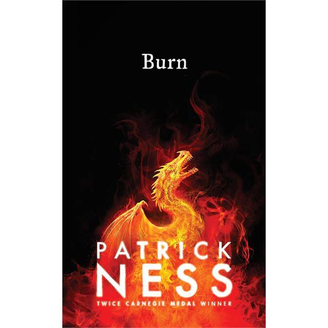Burn By Patrick Ness (Hardback)
