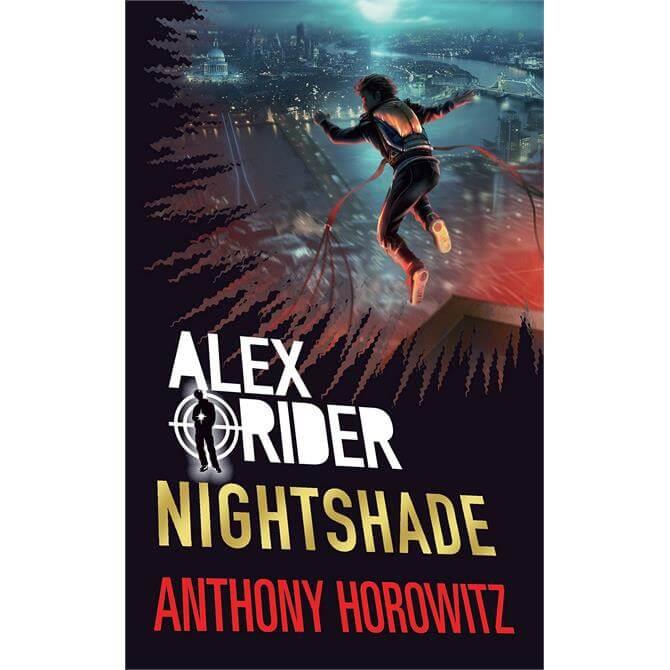 Nightshade - Alex Rider By Anthony Horowitz (Hardback)