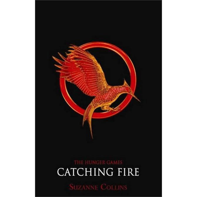 Catching Fire By Suzanne Collins (Paperback)
