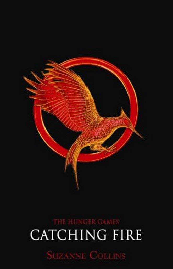 An image of Catching Fire By Suzanne Collins (Paperback)