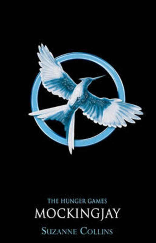 An image of Mockingjay By Suzanne Collins (Paperback)