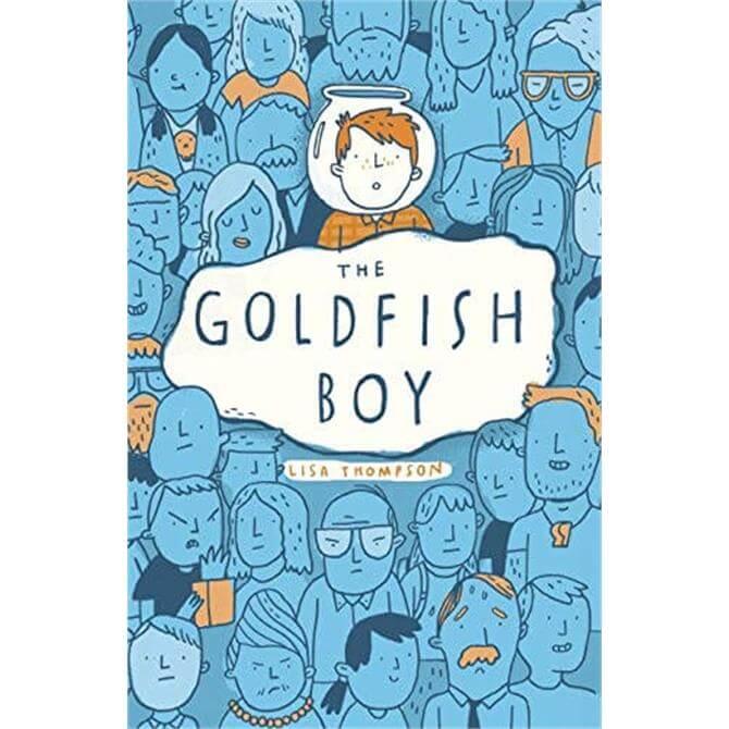 The Goldfish Boy By Lisa Thompson (Paperback)