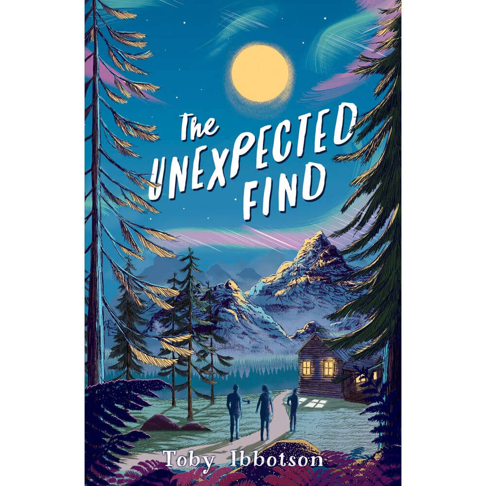 An image of The Unexpected Find By Toby Ibbotson (Paperback)