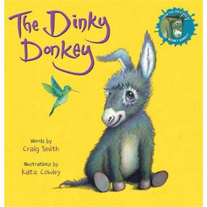 The Dinky Donkey By Craig Smith (Paperback)